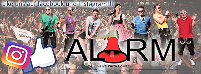ALARM - Live Party Power -